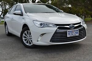 2015 Toyota Camry AVV50R Altise Diamond White 1 Speed Constant Variable Sedan Claremont Nedlands Area Preview