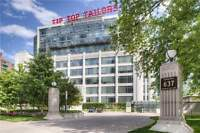 Tip Top Lofts - 1 Bed with Terrace (637 Lake Shore Blvd W)