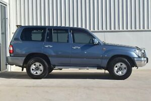 2005 Toyota Landcruiser HDJ100R GXL (4x4) 5 Speed Automatic Wagon South Maitland Maitland Area Preview