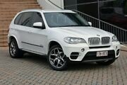 2011 BMW X5 E70 MY12 xDrive30d Steptronic White 8 Speed Sports Automatic Wagon Southport Gold Coast City Preview