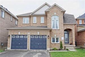 Detached 2,550 Sq Ft house for Sale in Brampton -Priced to sell!