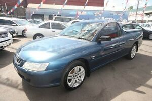 2003 Holden Ute VY S Blue 4 Speed Automatic Utility Kingsville Maribyrnong Area Preview