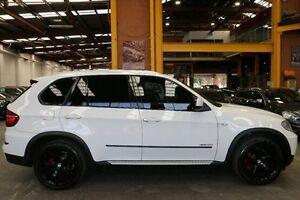 2013 BMW X5 E70 MY1112 xDrive40d Steptronic Sport White 8 Speed Sports Automatic Wagon Southbank Melbourne City Preview