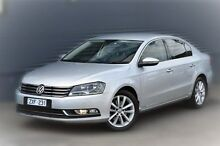 2013 Volkswagen Passat Type 3C MY14 130TDI DSG Highline Silver 6 Speed Sports Automatic Dual Clutch Berwick Casey Area Preview