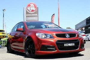 2015 Holden Commodore VF MY15 SV6 Some Like It Hot 6 Speed Sports Automatic Sedan Liverpool Liverpool Area Preview