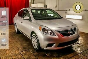2012 Nissan Versa CLEAN CARPRROF! *SEDAN*! POWER WINDOWS! Kingston Kingston Area image 1