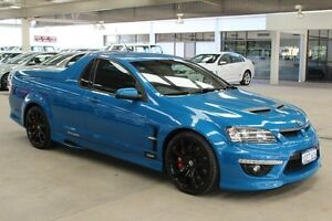 2012 Holden Special Vehicles Maloo E Series 3 MY12 R8 Perfect Blue Manual Utility Cannington Canning Area Preview