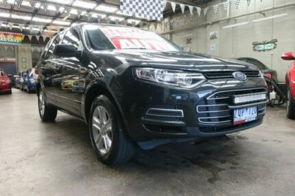 2013 Ford Territory SZ TX (RWD) 6 Speed Automatic Wagon Mordialloc Kingston Area Preview