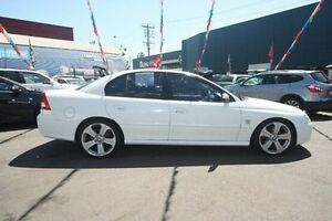 2005 Holden Commodore VZ Acclaim White 4 Speed Automatic Sedan Kingsville Maribyrnong Area Preview