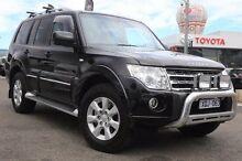 2010 Mitsubishi Pajero  Black Sports Automatic Wagon Keysborough Greater Dandenong Preview