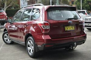 2014 Subaru Forester S4 MY14 2.5i Lineartronic AWD Burgundy 6 Speed Constant Variable Wagon Mosman Mosman Area Preview