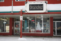 BUSINESS FOR SALE!!  BRANDED INCORPORATED  $170,000.00