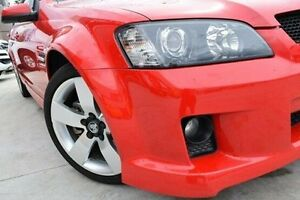 2008 Holden Commodore VE SS V Red 6 Speed Manual Sedan Pennant Hills Hornsby Area Preview