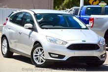 2016 Ford Focus LZ Trend Ingot Silver 6 Speed Automatic Hatchback Woodbridge Swan Area Preview