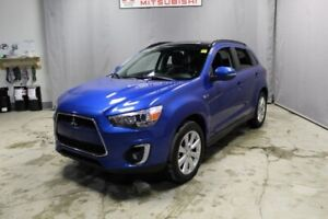 2015 Mitsubishi RVR AWC GT PREMIUM Leather,  Heated Seats,  Sunr