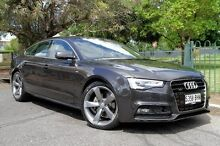2015 Audi A5 8T MY15 Sportback S tronic quattro Grey 7 Speed Sports Automatic Dual Clutch Hatchback Eastwood Burnside Area Preview