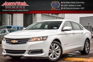2017 Chevrolet Impala LT|R.Start|Backup Cam|Dual Climate|Bluetoo