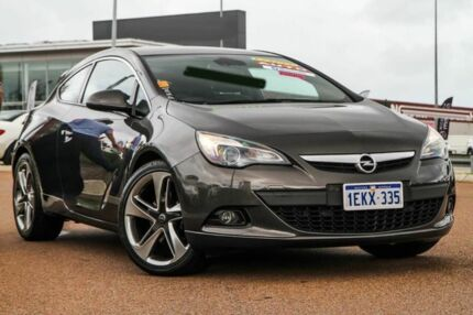 2013 Opel Astra AS GTC Grey 6 Speed Sports Automatic Hatchback Rockingham Rockingham Area Preview