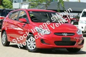 2016 Hyundai Accent RB4 MY16 Active Red 6 Speed Constant Variable Hatchback Chermside Brisbane North East Preview