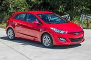 2012 Hyundai i30 GD Active Red 6 Speed Sports Automatic Hatchback Carseldine Brisbane North East Preview