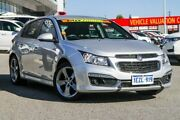 2016 Holden Cruze JH Series II MY16 Z-Series Silver 5 Speed Manual Hatchback Cannington Canning Area Preview