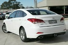 2015 Hyundai i40 VF2 Active White 6 Speed Sports Automatic Sedan Pennant Hills Hornsby Area Preview
