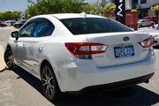 2018 Subaru Impreza G5 MY18 2.0i Premium CVT AWD White 7 Speed Constant Variable Sedan Willagee Melville Area Preview