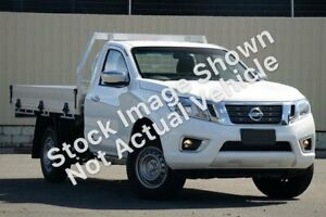 2016 Nissan Navara D23 RX White 6 Speed Manual Cab Chassis Bridgewater Adelaide Hills Preview