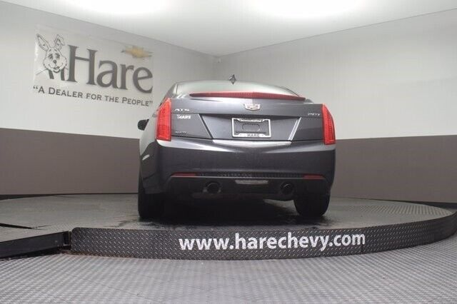 2017 Cadillac ATS 2.0L Turbo 40388 Miles Phantom Gray Metallic 4D Sedan 2.0L Tur