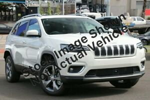 2019 Jeep Cherokee KL MY19 Limited White 9 Speed Sports Automatic Wagon Hallam Casey Area Preview