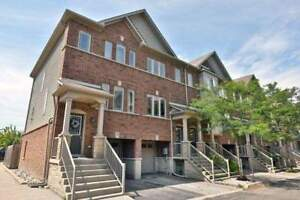 Beautiful Losani Built Townhouse Backing Onto Pond/Green Space!