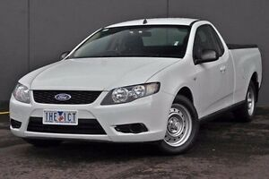 2010 Ford Falcon  White Sports Automatic Utility Rocklea Brisbane South West Preview