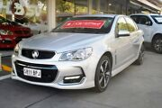 2017 Holden Commodore VF II MY17 SV6 Silver 6 Speed Sports Automatic Sedan North Brighton Holdfast Bay Preview