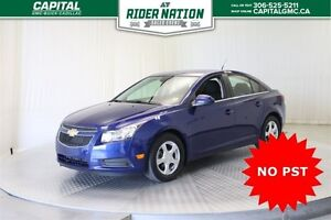 2012 Chevrolet Cruze LT Turbo with 1SA