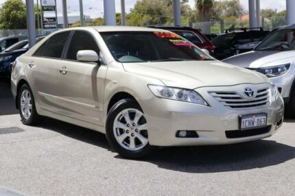 2007 Toyota Camry ACV40R Ateva Gold 5 Speed Automatic Sedan Osborne Park Stirling Area Preview