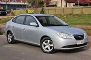 2006 Hyundai Elantra HD SX Silver 4 Speed Automatic Sedan Glenelg Holdfast Bay Preview