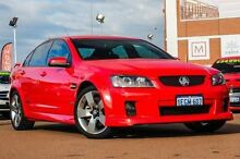 2008 Holden Commodore VE SS V Red 6 Speed Manual Sedan Fremantle Fremantle Area Preview