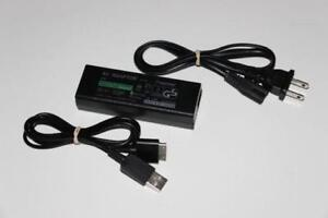 SONY PSP GO-AC ADAPTATEUR/CHARGE ADAPTER (NEUF/NEW)  [VOIR/SEE DESCRIPTION] (C002)