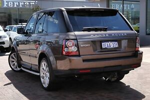 2012 Land Rover Range Rover Sport L320 13MY SDV6 CommandShift Nara Bronze 6 Speed Sports Automatic Osborne Park Stirling Area Preview
