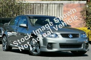 2012 Holden Commodore VE II MY12.5 SV6 Z Series Grey 6 Speed Sports Automatic Sedan Aspley Brisbane North East Preview