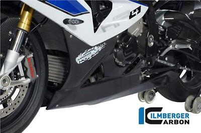 Ilmberger GLOSS Carbon Fibre Bellypan Engine Spoiler & Kit BMW S1000RR HP4 2013