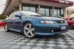 2002 Holden Monaro V2 CV6 Blue 4 Speed Automatic Coupe Alfred Cove Melville Area Preview