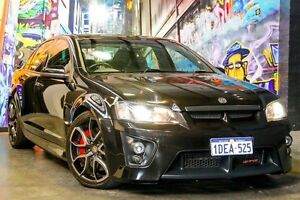 2006 Holden Special Vehicles Clubsport E Series R8 Black 6 Speed Sports Automatic Sedan Northbridge Perth City Area Preview
