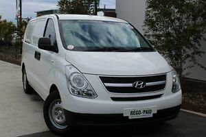 2010 Hyundai iLOAD TQ-V White 5 Speed Manual Van Robina Gold Coast South Preview