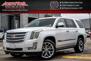 2017 Cadillac Escalade Platinum 4x4|Rr DVDs|Heated Seats|BOSE|Ke