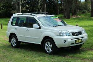 2004 Nissan X-Trail T30 TI (4x4) Pearl White 5 Speed Manual Wagon Port Macquarie Port Macquarie City Preview