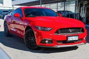 2015 Ford Mustang FM GT Red 6 Speed Manual Fastback Osborne Park Stirling Area Preview