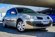 2006 Renault Megane II L84 Expression Gold 4 Speed Automatic Sedan Osborne Park Stirling Area Preview