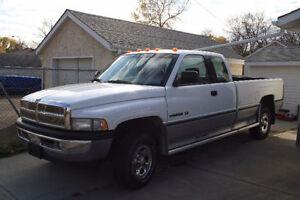 1996 Dodge Power Ram 1500 Laramie Pickup Truck