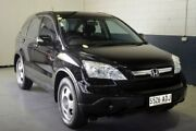 2009 Honda CR-V RE MY2007 4WD Black 5 Speed Automatic Wagon Hillcrest Port Adelaide Area Preview